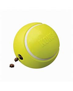 Kong koera mänguasi tennisepall maiusepallina / 9cm / kollane