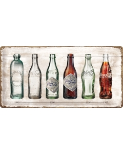 Kilpi 25x50 Coca-Cola Pullot aikajanalla