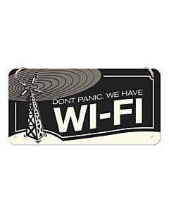 Kilpi 10x20cm / Wi-Fi