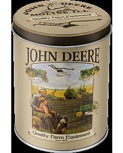 Metallpurk ümar / John Deere Since 1837 / LM