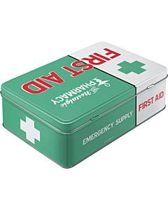 Metallkarp / 3D First Aid roheline / LM