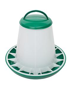 Automaatsöötja lindudele / 6kg / roheline-valge