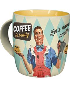Kruus Coffee is ready / LM