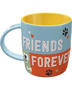 Kruus Friends Forever / Ø8,5cm / K9cm / 330ml / LM