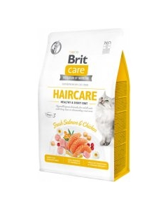 Brit Care Cat Grain Free Haircare Healthy & Shiny / 400g