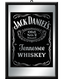 Reklaampeegel / Jack Daniels Tennessee Whiskey /LM