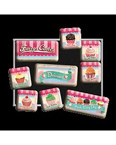 Magnetite sari / 9tk / Fairy Cakes /LM