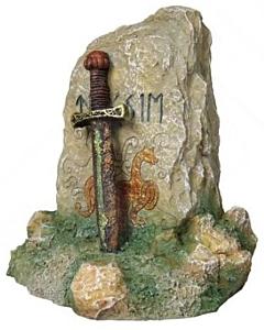 Akvaariumi dekor Rune stone 10cm