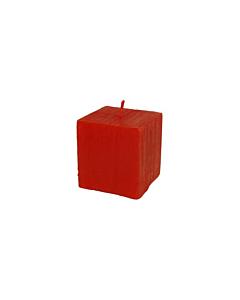 Küünal Patina tahukas punane / 6,5cm /LM
