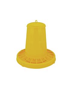 Automaatsöötja lindudele 20l ehk 15kg / kollane