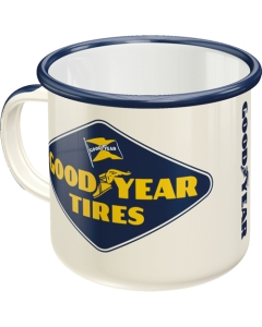 Plekk-kruus / Goodyear Tires