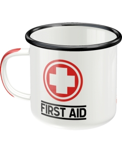 Plekk-kruus / First Aid