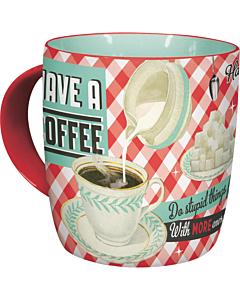 Kruus Have a coffee