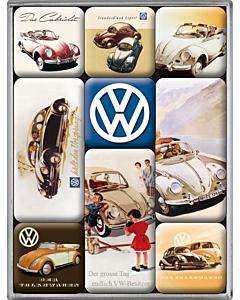 Magnetite sari / 9tk / VW põrnikad
