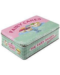 Metallkarp / Fairy Cakes