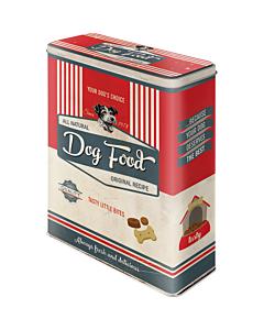 Säilytyspurkki / XL / 3D Dog Food