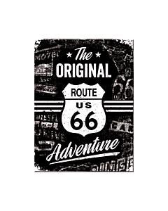 Magnet / Route 66 The Original Adventure / LM