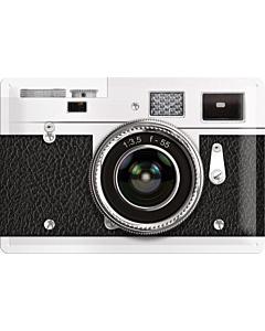 Metallplaat 20x30cm / Kamera