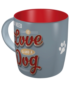 Kruus All you need is Love and a Dog / LM