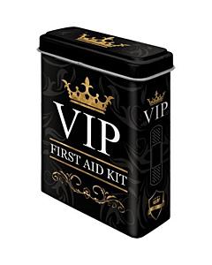 Metallist plaastrikarp / VIP First Aid Kit / LM
