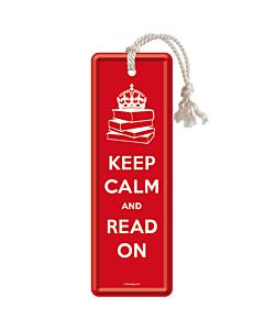 Järjehoidja /  Keep calm and read on