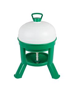 Kodulindude sifoon-tüüpi jootur / roheline / 20l