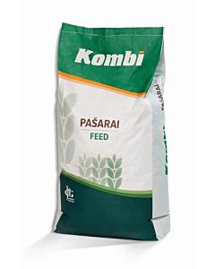 GMO-vaba täissööt munevatele vuttidele / graanul / 20kg